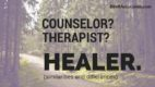 counselor therapist differences