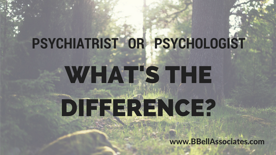 Psychiatrist Psychologist difference